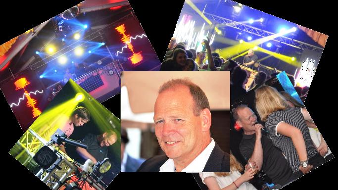 DJ Auke voor feest!