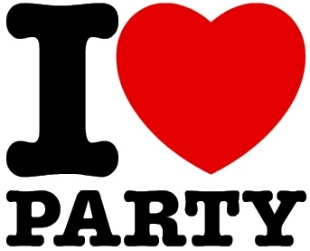 DJ Auke I love Party