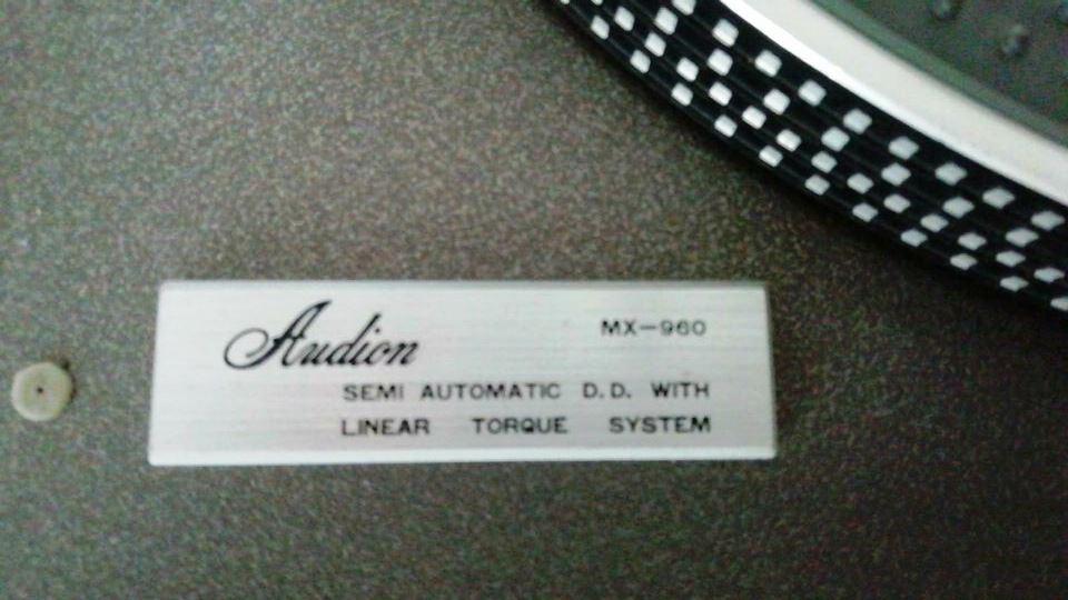 Audion MX-960