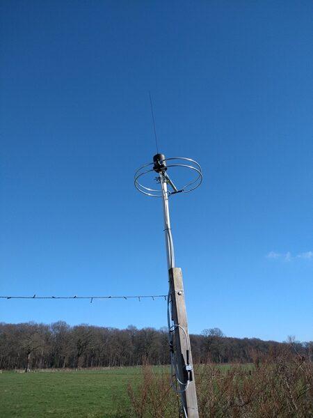 Eigen FM Antenne