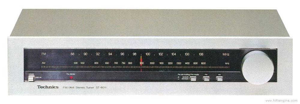 Technics ST 8011