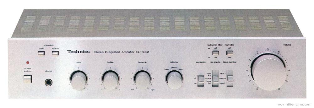 De Technisc SU 8022 in Blank alu...